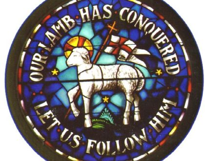 The Glory of the Lamb